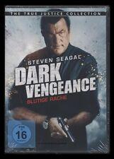 DVD DARK VENGEANCE - BLUTIGE RACHE - THE TRUE JUSTICE COLLECTION - STEVEN SEAGAL