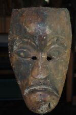 Dayak Bahau Mask - Borneo, Indonesia - Early 20th C.