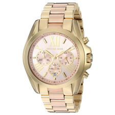 Women's Watch Michael Kors MK6359 Bradshaw Casual Watches Quartz Chronograph