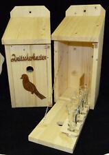 Vogelhaus Zwitscherbar Schnapsbar Geburtstag Geschenk Zwitscherkasten und Motiv
