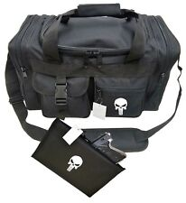 Tactical Duffel Bag Gun 17 Inches Range Bag Gym Shooters Pistol Bag Punisher