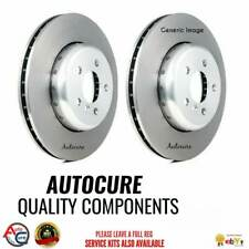 New Ford Fusion JU 1.6 TDCi Genuine Mintex Front Coated Brake Discs Pair x2