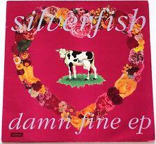 "SILVERFISH DAMN FINE WOMAN EP + LIVE TRACKS 12"" SINGLE CREATION RECORDS 1993"