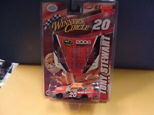 Winners Circle Tony Stewart Home Depot # 20 2008 Camry & Schedule on Hood
