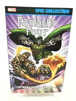 Fantastic Four Epic Collection The More Things Change... Marvel Comics New TPB