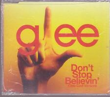 GLEE-  DON'T STOP BELIEVIN'*SEALED 2 TR. EURO CD SINGLE*LEA MICHELLE*CORY  OVP