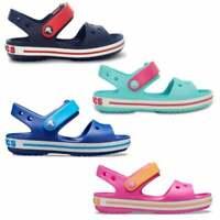 Crocs 12856 CROCBAND SANDAL Kids Girls Boys Summer Beach Pool Comfort Sandals