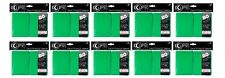 80 Ultra Pro Matte Eclipse Deck Protector MTG Pokemon Card Sleeves 85251 Green