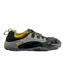 Vibram FiveFingers Men's Bikila LS Running Shoes Gray Sz 11.5-12