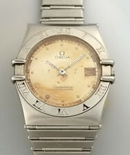 OMEGA CONSTELLATION CHRONOMETER MENS STAINLESS MENS WATCH for PARTS 1392/012