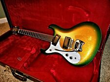 RARE LEFTY HALLMARK 60 CUSTOM ELECTRIC GUITAR 1 OF ONLY 12 LEFTYS MADE !!