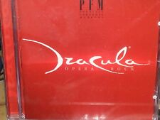 DRACULA  OPERA ROCK  - P.F.M. PREMIATA FORNERIA MARCONI -  CD NUOVO SIGILLATO