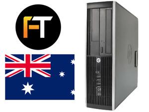 HP Compaq Elite 8300 SFF (Intel i5-3470, 3.2GHz, 8 GB Ram, 128 GB SSD) Win10Pro