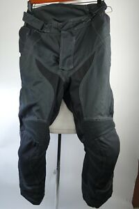 Tourmaster Caliber Motorcycle Armored Pants With Liner Men Size M Fits 32/34