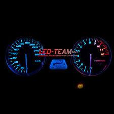 Yamaha XJR 1300 Bj 04-10 Compteur De Vitesse éclairage compteur de vitesse transformation DEL Set Bleu DEL-Team