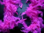 2M Negro Rosa Boa De Plumas Despedida De Soltera Fiestas disfraz 15 Color