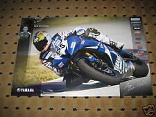 Ben Bostrom #155 Yamaha 2008 Poster R6 R1 Dunlop