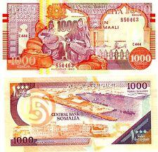 SOMALIE SOMALIA Billet 1000 Shillings 1990 P37 NEUF UNC
