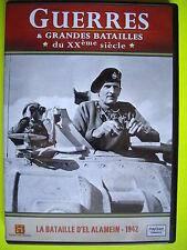 DVD LA BATAILLE D EL ALAMEIN 1942