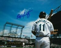Edgar Martinez 8 x10 Autographed Signed Photo ( Mariners HOF ) REPRINT