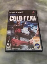 Cold Fear (Sony PlayStation 2, 2005)