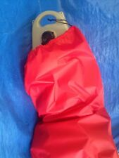 Red Wastemaster Waste Caddy Storage Bag Cover - Caravan / Motor-home