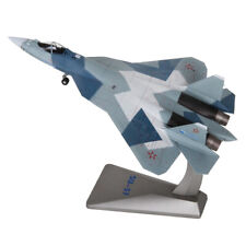 1/72 Scale Su-57 Fighter Alloy Metal Diecast Model Aircraft Birthday Gift