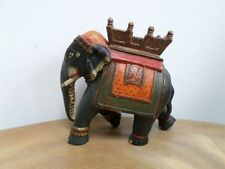 Wood/Woodenware Primary Post - 1940 Carving Indian Antiques