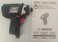 "NEW BOSCH PS41 PS41B 12V 12 Volt Lithium-Ion Cordless 1/4"" Hex Impact Driver"