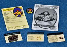 Warhammer Quest Halfling Thief character