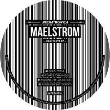"MAELSTROM - Heat Wave EP - Vinyl (12"") Mechatronica"