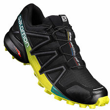 ORIGINAL SALOMON SPEEDCROSS OUTDOORSCHUHE,neuware,Gr.43,13,lime