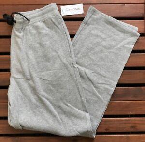 Calvin Klein Men's Lounge Pant - Grey - Large -NM1068E-080