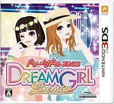 Usé Nintendo 3DS Dream Fille Premier 02639 Japon Import