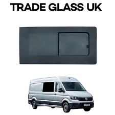 Vw Crafter And MAN TGE Driver Side Sliding Window 2018-2020 MWB / LWB