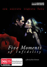 Five Moments Of Infidelity (DVD) - AUN0087