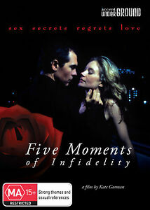 Five Moments Of Infidelity (DVD) - AUN0087