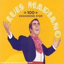 Luis Mariano - 100 dialetto d \ 'or 4 CD Francais/FRENCH CHANSON NUOVO