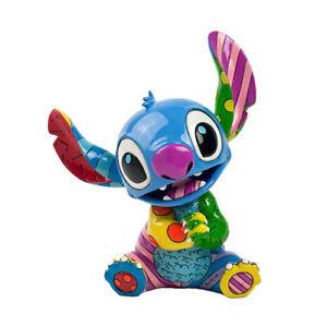 *New* Disney Britto Lilo & Stitch Large Stitch Figurine