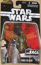 Star Wars Hasbro Saga Collection TSC #18 POGGLE THE LESSER Action Figure MOSC