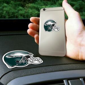 Fanmats NFL Philadelphia Eagles Get a Grip Cell Phone Thick Polymer Stickers