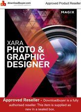 Magix Xara Photo & Graphic Designer 2017 - UK Version - for Windows