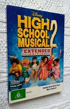 High School Musical 02 (DVD, 2007) REGION-4, LIKE NEW, FREE POST IN AUSTRALIA