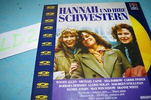Laserdisk - Hannah und Ihre Schwestern
