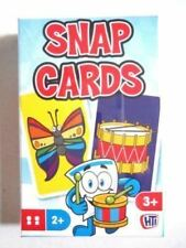 TRADITIONAL  SNAP CARDS Playing Cards Party filer Bag Kids Game Family Fun Toys