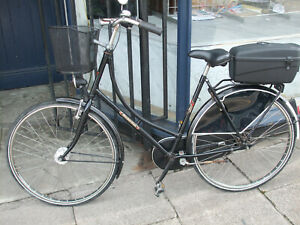 AMSTERDAM BLACK BICYCLE. NOW REDUCED