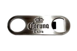 Corona Extra Bar Blade Speed Beer Bottle Opener New Stainless Steel