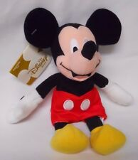 The Disney Store Mickey Mouse Mini Bean Bag-Beanie
