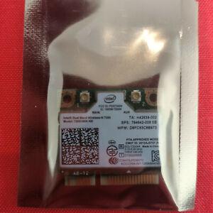 Dell Latitude E7240 6430u E5440 E643 Wireless Card WLAN, Dualband 7260HMW New