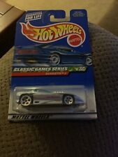Mattel Hot Wheels 1998 Classic Games Series Silhouette ll #2 of 4